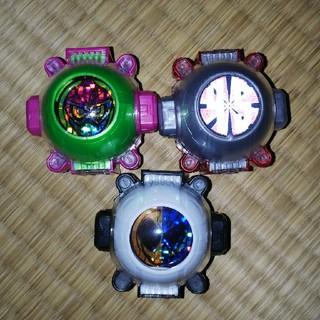 仮面ライダーゴースト ゴーストアイコンセット