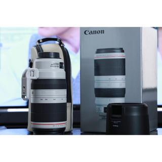 キヤノン(Canon)のまな様 EF100-400mm F4.5-5.6L IS II USM(レンズ(ズーム))