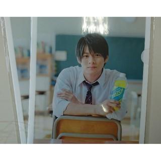 ジャニーズ(Johnny's)の【非売品】match 平野紫耀 クリアファイル2枚(クリアファイル)