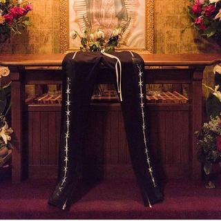 fear of god warren lotas track pants(その他)
