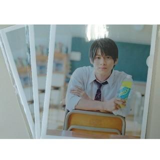 ジャニーズ(Johnny's)の【未開封】match 平野紫耀 クリアファイル3枚(クリアファイル)