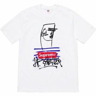 シュプリーム(Supreme)のsupreme 19ss Jean Paul Gaultier tee M(Tシャツ/カットソー(半袖/袖なし))