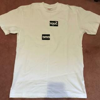 シュプリーム(Supreme)の友様専用 希少 SUPREME COMME DES GARCONS TEE(Tシャツ/カットソー(半袖/袖なし))