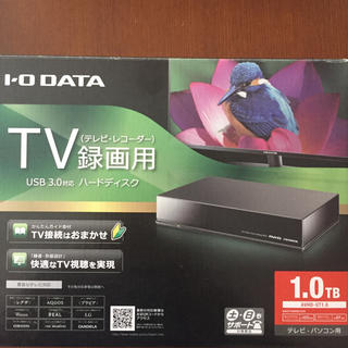 アイオーデータ(IODATA)のIODATA TV録画用ハードディスク(その他)