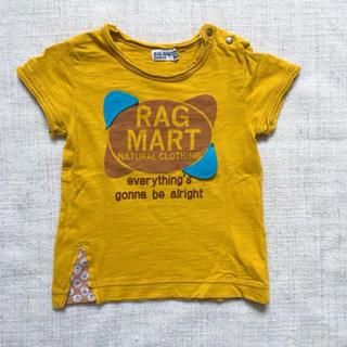 キッズ RAG MART Tシャツ 小さめ90