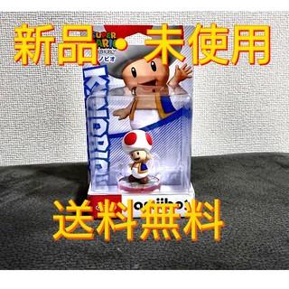 amiibo キノピオ【スーパーマリオ】