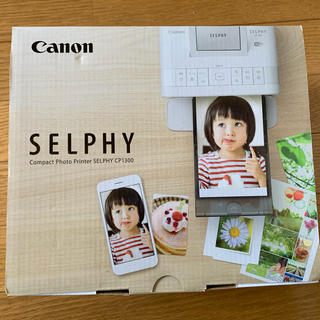 Canon SELPHY + インク/用紙