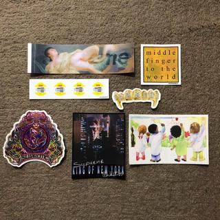 シュプリーム(Supreme)のSupreme ステッカー 7枚 新品 送料無料 Sticker Set(その他)