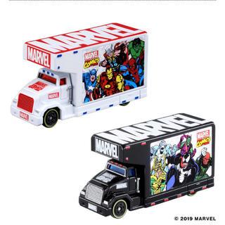 【限定!】 マーベル展限定 トミカ 2種セット レア おもちゃ マーベル