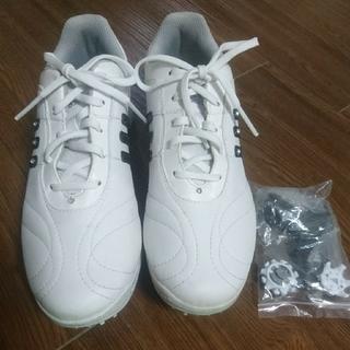 アディダス(adidas)のadidas レディース ゴルフシューズ 23.0(シューズ)
