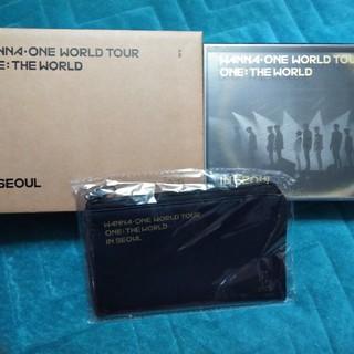 wanna one world in seoul 日本限定版DVD