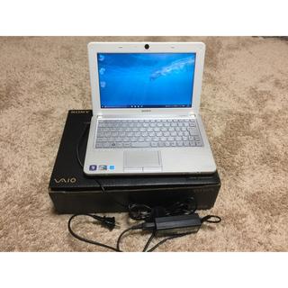 VAIOモバイル PC Win10 ☆☆SSD256G☆☆