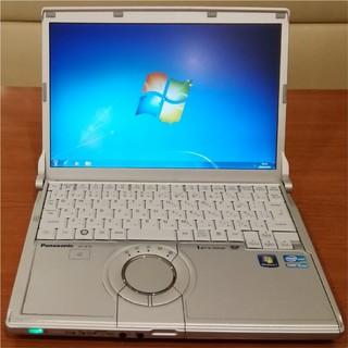 パナソニック i5 / Windows7 軽量コンパクトノートパソコン