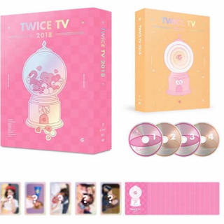 TWICE TV 2018 DVD