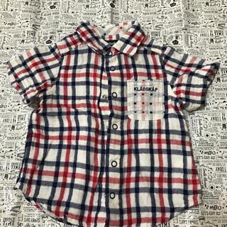 KLadskap   半袖シャツ サイズ80
