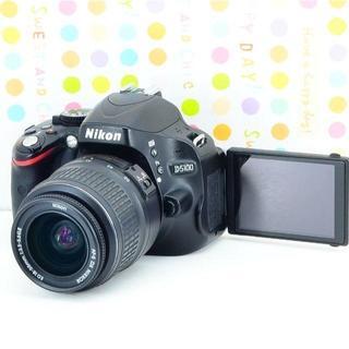 ニコン(Nikon)の✨安定のニコン✨スターターデジイチ✨ニコン NIKON D5100(デジタル一眼)