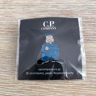 シーピーカンパニー(C.P. Company)のC.P.COMPANYノベルティピンバッジ(ノベルティグッズ)