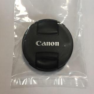 キヤノン(Canon)のレンズカバー(Canon製52mm)(レンズ(ズーム))