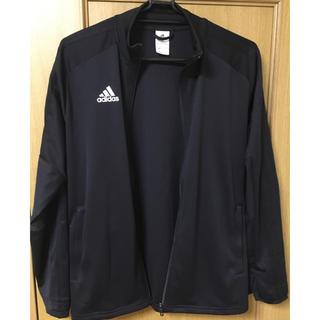 adidas - adidas アディダス condivo18 トレーニングジャケット 黒 美中古