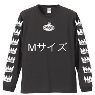キングヌー ロンT ブラック(Tシャツ(長袖/七分))