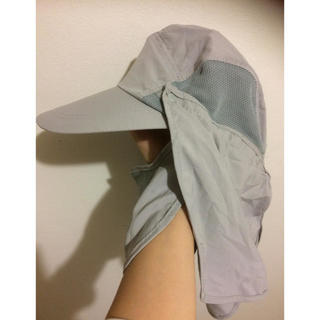日焼け防止 帽子 (キャップ)