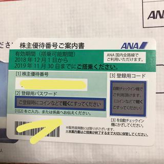 エーエヌエー(ゼンニッポンクウユ)(ANA(全日本空輸))の安心の最安値 ANA 株主優待(航空券)