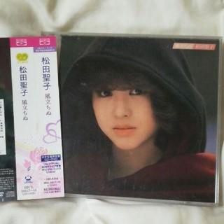 松田聖子/風立ちぬ 2009年Blu-spec再発DVD付き