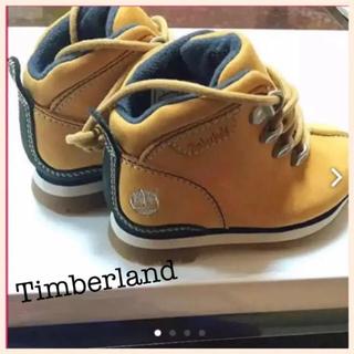 ティンバーランド(Timberland)のTimberland ベビー靴 正規品(ブーツ)