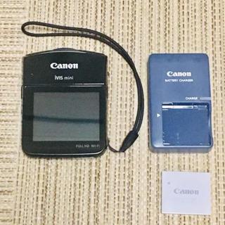 ソニー(SONY)のCanon ivis mini(コンパクトデジタルカメラ)