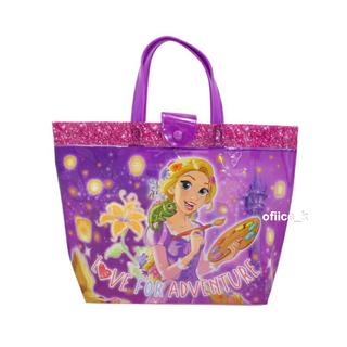 ディズニー(Disney)のディズニー プリンセス ラプンツェル プールバッグ ビーチバッグ バッグ(マリン/スイミング)