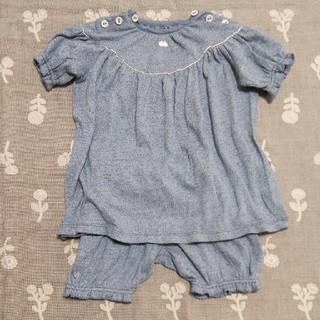 ミナペルホネン(mina perhonen)のミナペルホネン キッズ  ベビー 80 minaperhonen (Tシャツ)