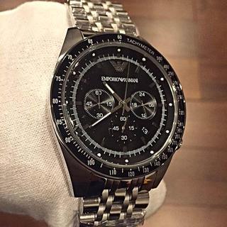 アルマーニ(Armani)のEMPORIO ARMANIエンポリオアルマーニ腕時計(腕時計(アナログ))