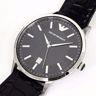 アルマーニ(Armani)のEMPORIO ARMANI エンポリオアルマーニ AR2411(腕時計(アナログ))