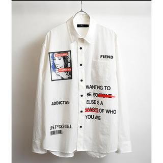 アップスタート(UPSTART)のワイシャツ(シャツ)