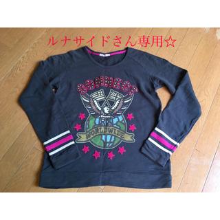 ラフ(rough)のrough イーグル トップス(Tシャツ(長袖/七分))