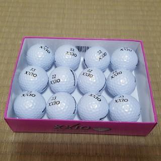 ダンロップ(DUNLOP)のゴルフボール XXIO(その他)