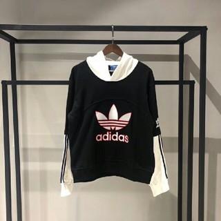 アディダス(adidas)のアディダスオリジナルス タグ付き新品 Adidas パーカー ユニセックス(パーカー)