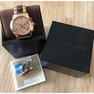 f3816f59db7c 4ページ目 - マイケルコース(Michael Kors) ゴールド 腕時計(レディース ...