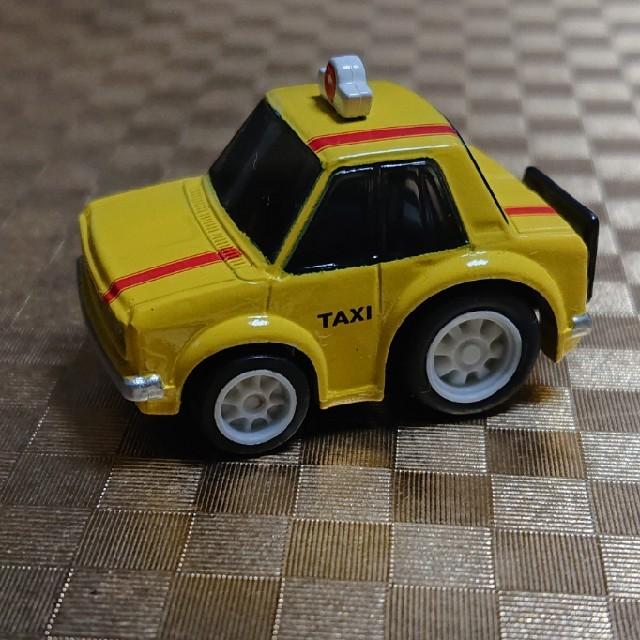 ちびっこチョロQ 510ブルーバード エンタメ/ホビーのおもちゃ/ぬいぐるみ(ミニカー)の商品写真