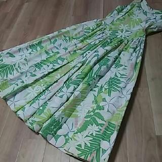 ★美品★フラダンスドレス