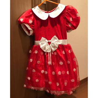 ディズニー(Disney)のディズニー ミニー コスプレ 130cm(ドレス/フォーマル)