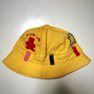 ミキハウス(mikihouse)のミキハウス 帽子 46(帽子)