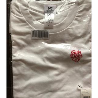 ガールズドントクライ  Tシャツ(Tシャツ/カットソー(半袖/袖なし))