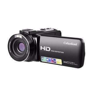 CofunKool 16倍ズーム デジタルビデオカメラ 3.0インチパネル
