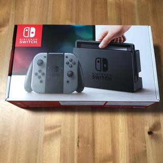 Nintendo Switch - ニンテンドー switch グレー 完品 美品