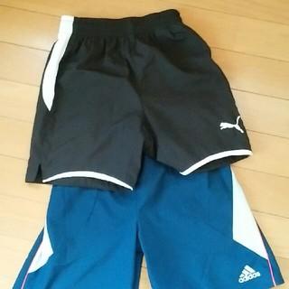 アディダス(adidas)のadidas PUMA 半ズボン(パンツ/スパッツ)