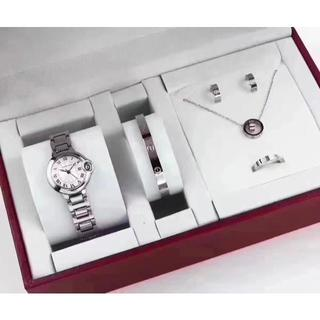 Cartier - 美品Cartier(カルティエ) レディース 腕時計 5点 セット