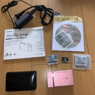 フジフイルム(富士フイルム)のデジカメ  FUJIFILM finepix Z5 fd (コンパクトデジタルカメラ)