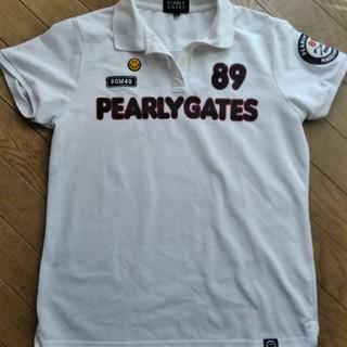 パーリーゲイツ(PEARLY GATES)のパーリーゲイツ レディース ポロシャツ2(ウエア)