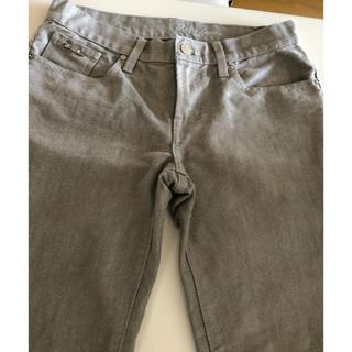 ラルフローレン(Ralph Lauren)のラルフローレン デニム パールグレイサイズ44 日本サイズ76cm (カジュアルパンツ)